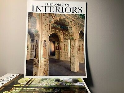 2010 Annual Collection of THE WORLD OF INTERIORS Magazine | 12 Issue Bundle |