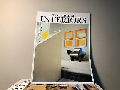 2012 Annual Collection of THE WORLD OF INTERIORS Magazine | 12 Issue Bundle |