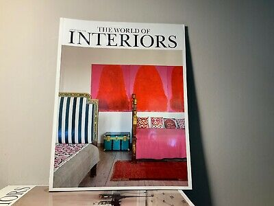 2015 Annual Collection of THE WORLD OF INTERIORS Magazine | 12 Issue Bundle |