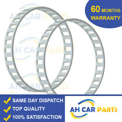 2X FOR KIA CERATO 44 TOOTH 62MM ABS RELUCTOR RING DRIVESHAFT CV JOINT AR5804