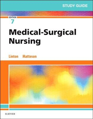 Study Guide For Medicalsurgical Nursing