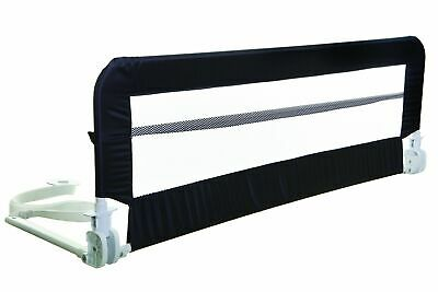 Dreambaby Harrogate Bed Rail Navy Blue kids Bedtime Portable Protection New