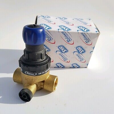 """Pressure Reducing Valve 1/2"""" Fbsp Reliance 312 Compact Prv, New Boxed"""
