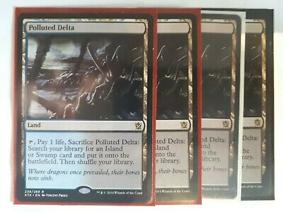 Mtg polluted delta  x 1 great condition