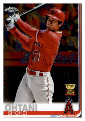 2019 Topps Chrome BB Cards 1-220 +Rookies (A4217) - You Pick - 10+ FREE SHIP