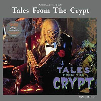 TALES FROM THE CRYPT New Sealed 2019 SOUNDTRACK PUMPKIN ORANGE VINYL RECORD