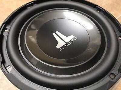 300W 4Ω Car Audio Sub 250 mm Subwoofer Driver JL Audio 10W1v3-4 10-inch