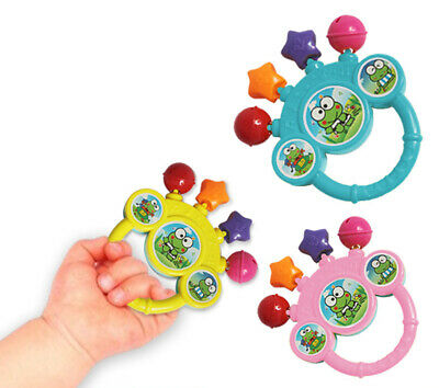 Playpen Baby® Baby Hand Bell Rattle Toy
