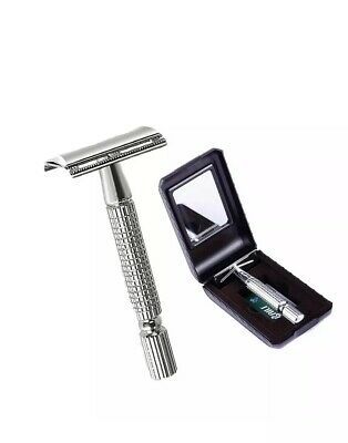 BAILI Traditional Classic Double Edge Safety Razor for Men Beard Wet Shaving ...