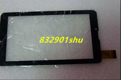 USA New black Replacement 7 inch Touch Screen Digitizer Panel QCY-FPC-070037-V2