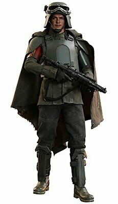 Movie Masterpiece Han Solo Star Wars Story 1 6 Scale Figure Mad Trooper Version