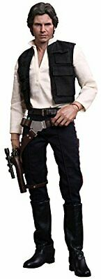 Movie Masterpiece Star Wars Episode 4Hope Han Solo 1 6 Scale Plastic Painted
