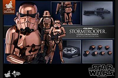 Limited Hot Toys Movie Masterpiece Star Wars 1 6 Scale Figure Stormtrooper
