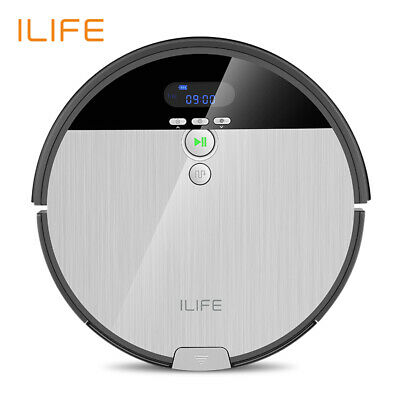 ILIFE V8S SMART Robotic Mop&Vacuum Cleaner with 750ML Big