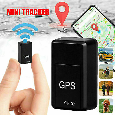 Mini Magnetic GPS Tracker Real-time Car Truck Vehicle Locator GSM GPRS