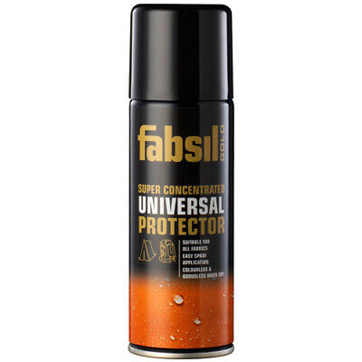 Extra Strength Fabsil Gold Clothing Tent Spray Fabric Waterproofing 200ml