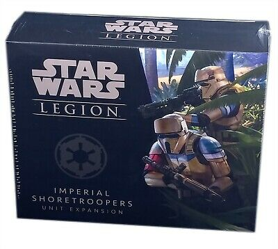 Fantasy Flight Games, Star Wars Legion Imperial Shoretroopers Unit Expansion New