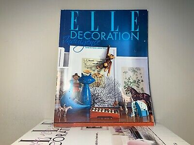 2012 Annual Collection of ELLE DECORATION Magazine | 12 Issue Bundle |