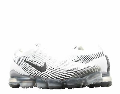 Nike Air VaporMax Flyknit 3 Zebra White/Black Men's Running Shoes AJ6900-105