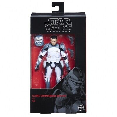 Star Wars Black Series 6 Inch Action Figure Exclusive - Clone Commander Wolffe