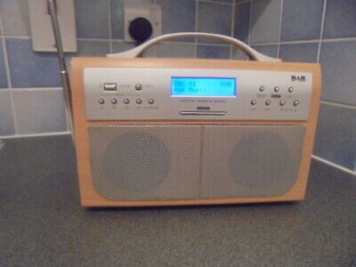 WOOLWORTHS DAB/FM STEREO Radio Battery/Mains