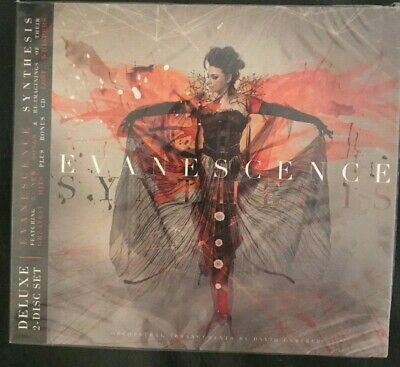 "EVANESCENCE ""Synthesis + Lost Whispers"" (RARE 2 CD)"