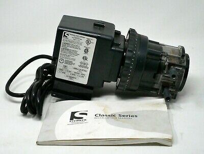 STENNER 45M1 Classic Single Series Pump - 25 PSI - 120V - 1.7A (45MJL1A1STAA)