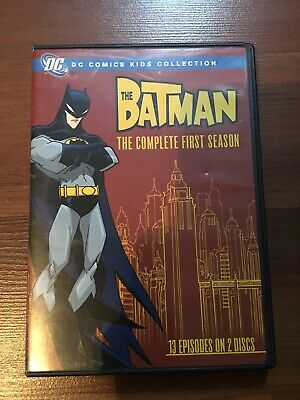 The Batman The Complete First Season — DC Comics Kids Collection — Animation