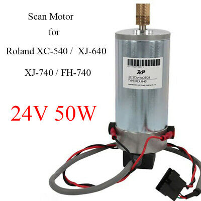 24V 50W Scan Motor for Roland XC-540 / XJ-540 / XJ-640 / XJ-740 / FH-740 /XR-640