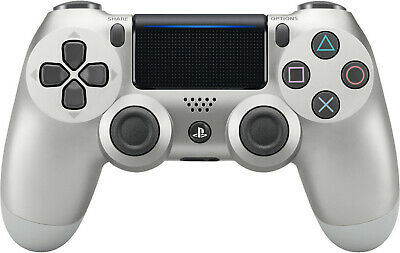 SONY DualShock 4 V2 Wireless Controller PS4 PlayStation 4 silber B-WARE