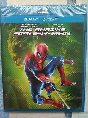 The Amazing Spider-Man , blu-ray + digital HD neuf sous blister