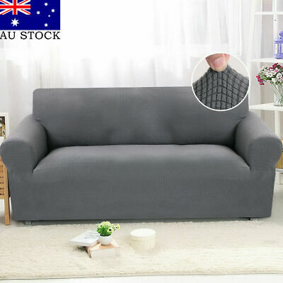 Super Stretch Sofa Cover Slip Covers Couch Lounge Covers Chair Covers Slipcovers