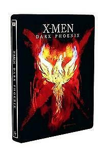 X-Men: Dark Phoenix  Steelbook  - Blu Ray  Blue-Ray