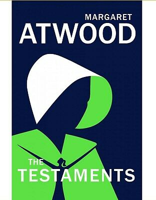 NEW - The Testaments by Margaret Atwood - Release date: 10/09/19 - RRP£20