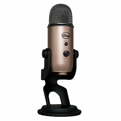 Blue Microphones Yeti USB Microphone - Aztec Copper Mic Only
