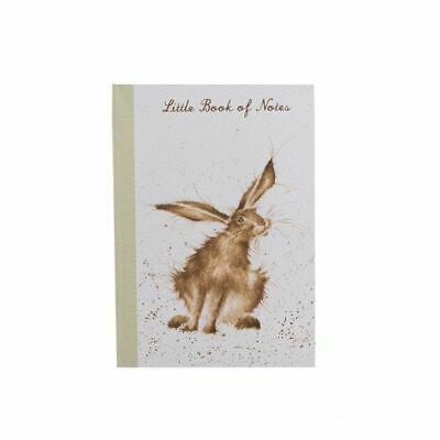 A6 Hare Notebook - Wrendale Designs The Country Set Hare-Raising By Hannah Dale