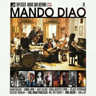 Mando Diao - Mtv Unplugged-Above and Beyond (2 CD Ltd.Edt.) ZUSTAND SEHR GUT