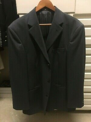 Geoffrey Beene Mens Suit Jacket 44R