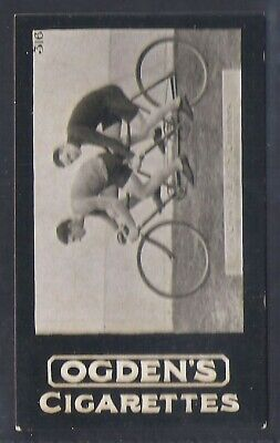 Ogdens Tabs-Series C-#C316- Cycling - Crowley Chambers