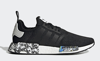 Adidas NMD R1 Black Camo Shoes Absolutely authentic, Adidas