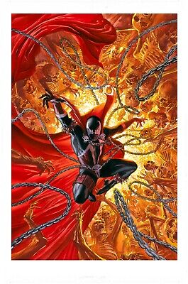 Spawn # 301 Alex Ross Cover K NM Image Ships Oct 9th