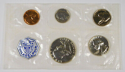 PROOF SET The Coins are U.S 1963 U.S Mint Sealed in a flat cello.