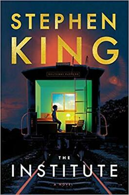 The Institute: A Novel Hardcover BOOK New – 2019 by Stephen King