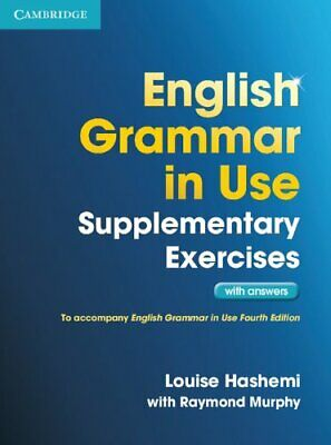English Grammar in Use Supplementary Exercises with Answers by Hashemi PB..