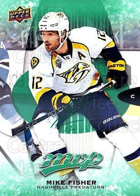 2016-17 Upper Deck MVP Green #143 Mike Fisher