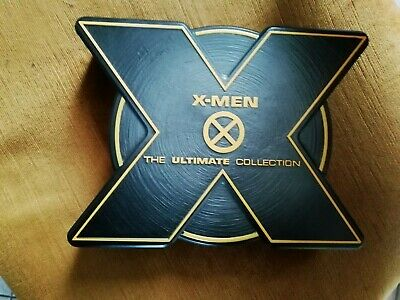 coffret Blu-ray x-men the ultimate collection