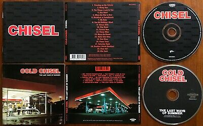 COLD CHISEL (2xCD) 1.CHISEL (Best Of/Greatest Hits) + 2.The Last Wave Of Summer