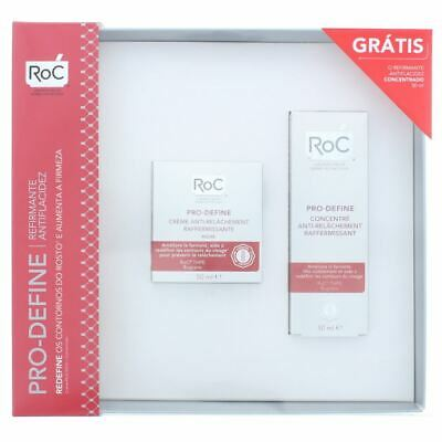 Roc Pro-Define Anti-Sagging Firming Rich Cream & Concentrate Giftset Damaged Box
