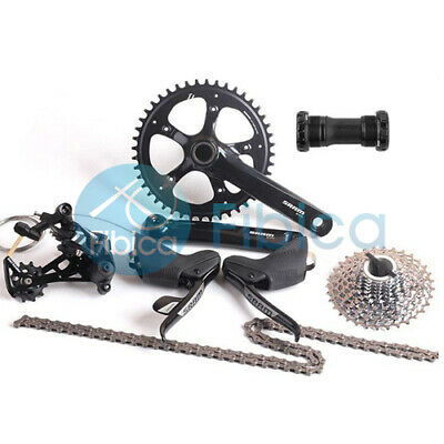 New SRAM Rival 1 Apex S350 Road 11-speed Group Groupset 44t 170mm 11-32t