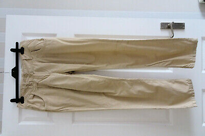 Next  Trousers  Girls Beige Age 15 Years